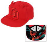 Daredevil Horns Snapback Hat
