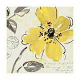 Windy Yellow I Posters by Pela Studio