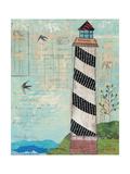 Coastal Lighthouse II Prints by Courtney Prahl