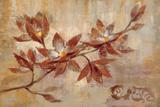 Copper Branch Prints by Silvia Vassileva