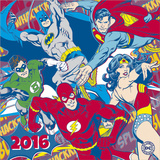 Dc Comics - 2016 Calendar Calendars