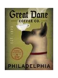 Ryan Fowler - Great Dane Coffee Philadelphia Umění