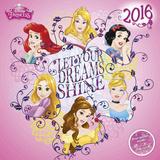 Disney Princesses - 2016 Calendar Calendars