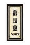 Quilt Print by Jo Moulton