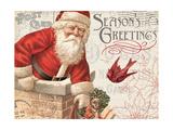 Antique Holiday I Prints by Pela Studio