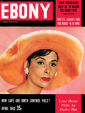 Ebony April 1966 cover, Lena Horne Photographic Print