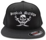 Dropkick Murphys- Pirate Logo Snapback Kappe