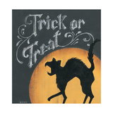 Trick or Treat Posters by Kim Lewis