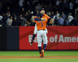 Wild Card Game - Houston Astros v New York Yankees Photo by  Elsa