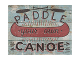 Cabin Fever II Premium Giclee Print by Janelle Penner