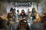 Assassins Creed Syndicate- Pub Posters