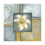 Day Lily I Posters by Kim Lewis
