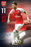Arsenal- Ozil 15/16 Prints