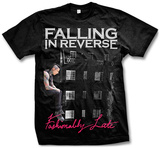 Falling In Reverse- Fashionably Late Album Camisetas