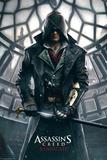 Assassins Creed Syndicate- Big Ben Plakater