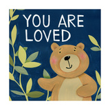 You are Loved Prints by Anne Tavoletti