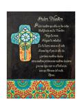 The Lord's Prayer Plakater af Jo Moulton