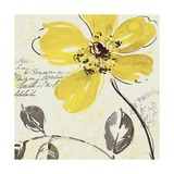 Windy Yellow II Prints by Pela Studio