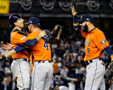 Wild Card Game - Houston Astros v New York Yankees Photo by Al Bello