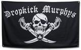 Dropkick Murphys- Pirate Logo Affiches
