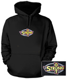 Hoodie: Strung Out- OG Logo (Front/Back) Pullover Hoodie