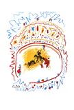 Tauromachie (avant la lettre) Serigraph by Pablo Picasso