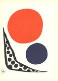 Composition (Lg) Serigraph by Alexander Calder