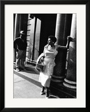 Billie Holiday Framed Photographic Print by Jr, Moneta Sleet