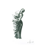 Tramontane Serigraph by Apel-Les Fenosa