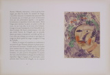 Dans L'Atelier Serigraph by Marc Chagall