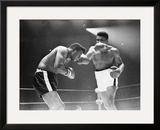 Muhammad Ali - 1965 Framed Photographic Print by Herbert Nipson