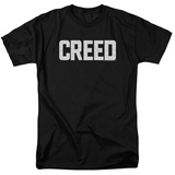 Creed- Cracked Logo T-Shirt
