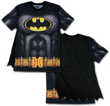 Batman- Sublimated Cape Tee T-shirts