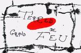 Derriere le Miroir, no. 87-88-89, pg 6,7 Serigraph by Joan Miro