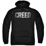 Hoodie: Creed- Movie Logo Pullover Hoodie