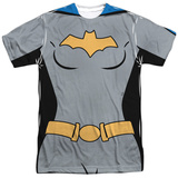 Batman The Animated Series- Batgirl Uniform Shirts