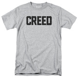 Creed- Cracked Logo Shirt