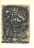 Enfant (Lg) Serigraph by Akira Kito