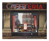 Cafeteria Collectable Print by Richard Estes