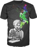 Einstein- Smoking T-Shirt