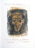 Alex Maguy Gallery Serigraph by Pablo Picasso