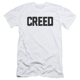 Creed- Cracked Logo (Slim Fit) T-shirts
