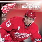 Detroit Red Wings Pavel Datsyuk - 2016 Wall Calendar Calendars