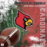 Louisville Cardinals - 2016 Wall Calendar Calendars