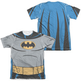 Batman The Animated Series- Batman Uniform (Front/Back) Shirts