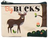 Big Bucks Coin Purse Poster zum Ausmalen