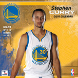 Golden State Warriors Steph Curry - 2016 Wall Calendar Calendars