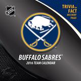 Buffalo Sabres - 2016 Boxed Calendar Calendars