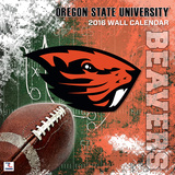 Oregon State Beavers - 2016 Wall Calendar Calendars