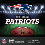 New England Patriots - 2016 Boxed Calendar Calendars